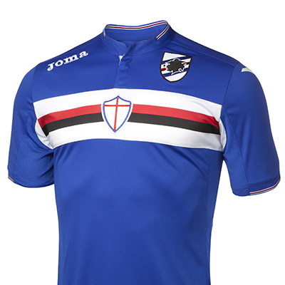 felpa calcio Sampdoria portiere