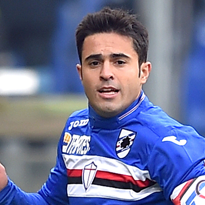 Eder to Inter on two-year deal
