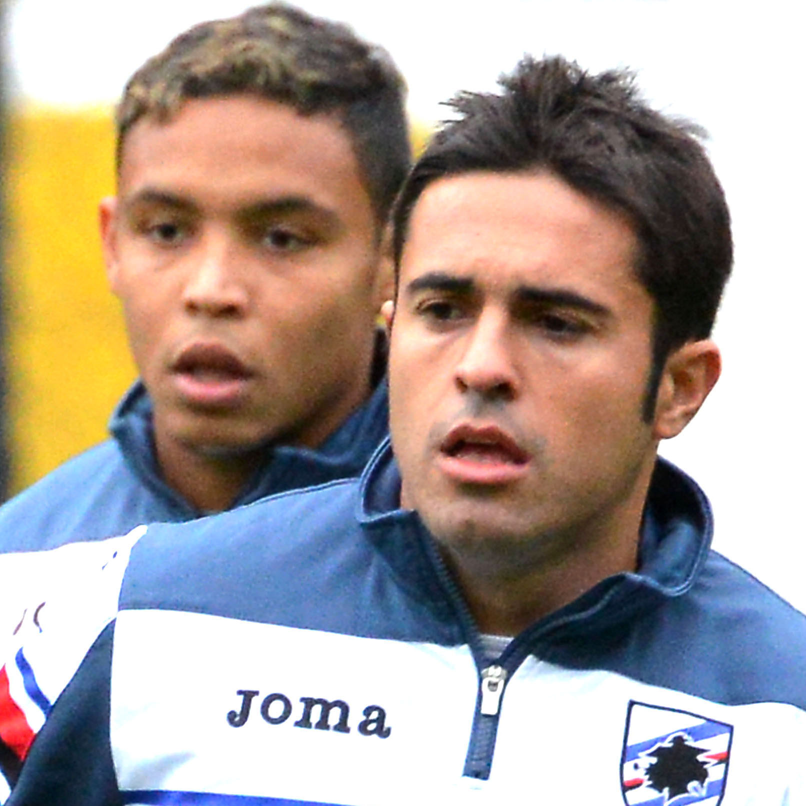"""Eder to Samp TV: """"Ignore transfer rumours, let's just concentrate on the football"""""""