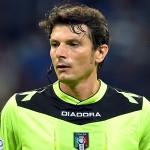 Milano, 27/09/2015 Serie A/Inter-Fiorentina Antonio Damato (arbitro)
