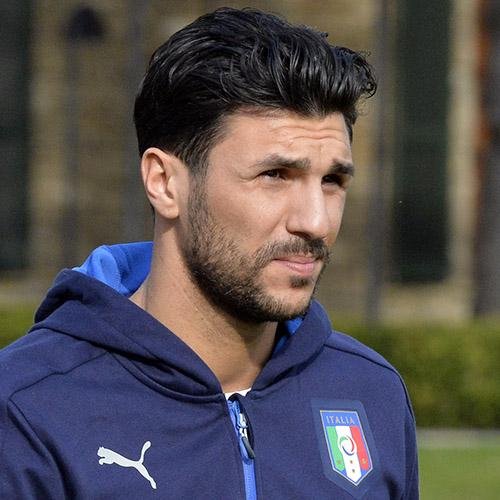 Sfuma l'azzurro: De Silvestri e Soriano fuori dalla lista per Euro 2016