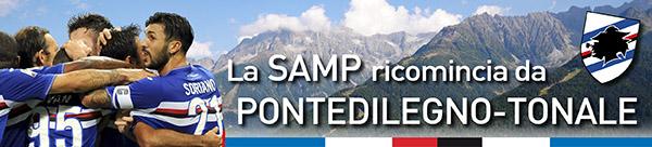Banner Sito Sampdoria