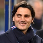 Genova, 17/12/2015 Coppa Italia/Sampdoria-Milan Vincenzo Montella (allenatore Sampdoria)