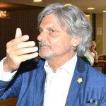 23-07-16 SAMPDORIA-MASSIMO FERRERO A PONTE DI LEGNO CON MARCO GIAMPAOLO