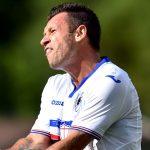 Temu (Brescia), 27/07/2016 Sampdoria/Ritiro 2016-17 - Sampdoria-Feralpisalo (Amichevole) Antonio Cassano