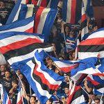 Genova, 04/10/2015 Serie A/Sampdoria-Inter Tifosi Sampdoria