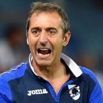 Genova, 28/08/2016 Serie A/Sampdoria-Atalanta Marco Giampaolo (allenatore Sampdoria)