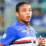 Genova, 14/08/2016 Coppa Italia/Sampdoria-Bassano Luis Fernando Muriel