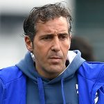 Bogliasco (Genova), 20/03/2016 Giovanissimi Nazionali/Sampdoria-Spezia Matteo Pastorino (allenatore Sampdoria Giovanissimi Nazionali 2001)