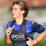 Bogliasco (Genova), 23/08/2016 Sampdoria/Allenamento Dennis Praet