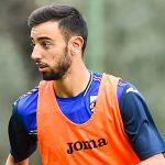 Bogliasco (Genova), 16/08/2016 Sampdoria/Allenamento Bruno Miguel Borges Fernandes