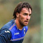 Bogliasco (Genova), 16/08/2016 Sampdoria/Allenamento Luca Cigarini