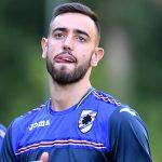Bogliasco (Genova), 23/08/2016 Sampdoria/Allenamento Bruno Miguel Borges Fernandes