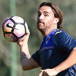 Bogliasco (Genova), 29/09/2016 Sampdoria/Allenamento Luca Cigarini