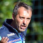 Bogliasco (Genova), 29/09/2016 Sampdoria/Allenamento Marco Giampaolo (allenatore Sampdoria)