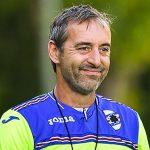 Bogliasco (Genova), 23/08/2016 Sampdoria/Allenamento Marco Giampaolo (allenatore Sampdoria)