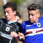Sori (Genova), 25/09/2016 Under 15 Serie A-B/Sampdoria-Virtus Entella Davide Villa-Denis Miceli