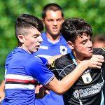 Sori (Genova), 25/09/2016 Under 15 Serie A-B/Sampdoria-Virtus Entella Lorenzo Campaner-Filippo Turrini