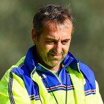 Bogliasco (Genova), 18/10/2016 Sampdoria/Allenamento Marco Giampaolo (allenatore Sampdoria)