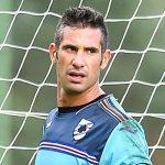 Bogliasco (Genova), 16/08/2016 Sampdoria/Allenamento Christian Puggioni