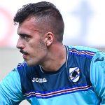 Genova, 02/10/2016 Serie A/Sampdoria-Palermo Emiliano Viviano
