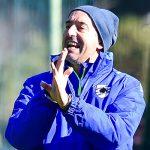 Bogliasco (Genova), 12/11/2016 Sampdoria/Sampdoria-Sampdoria Primavera (Amichevole) Marco Giampaolo (allenatore Sampdoria)