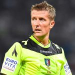 Genova, 21/08/2016 Serie A/Genoa-Cagliari Daniele Orsato (arbitro)