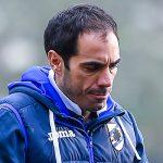 Bogliasco (Genova), 11/12/2016 Under 17 Serie A-B/Sampdoria-Juventus Claudio Bellucci (allenatore Sampdoria Under 17 Serie A-B)