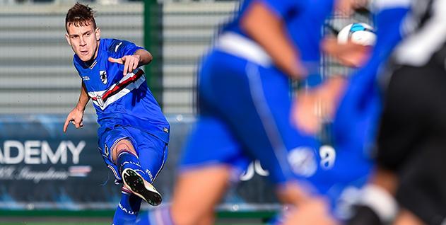 Bogliasco (Genova), 11/12/2016 Under 17 Serie A-B/Sampdoria-Juventus Giovanni Cappelletti