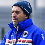 Bogliasco (Genova), 15/12/2016 Sampdoria/Ventura - Visita Bogliasco Marco Giampaolo (allenatore Sampdoria)