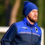Bogliasco (Genova), 29/12/2016 Sampdoria/Allenamento Daniel Pavlovic
