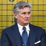 Genova, 22/10/2016 Serie A/Sampdoria-Genoa Daniele Prade (responsabile area tecnica Sampdoria)-Antonio Romei (avvocato Massimo Ferrero)