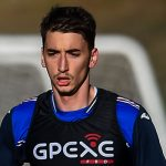 Bogliasco (Genova), 01/03/2017 Sampdoria/Allenamento Dennis Praet-Filip Djuricic
