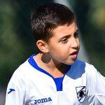 Bogliasco (Genova), 29/10/2016 Primi Calci 2009/Sampdoria-Molassana