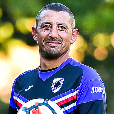 """Palombo chats to Samp TV: """"I will continue to give everything I have for this club"""""""