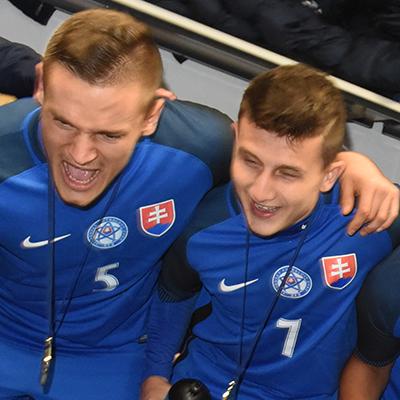 La Slovacchia conquista il 'Challenge Trophy', Ivan gioca e segna