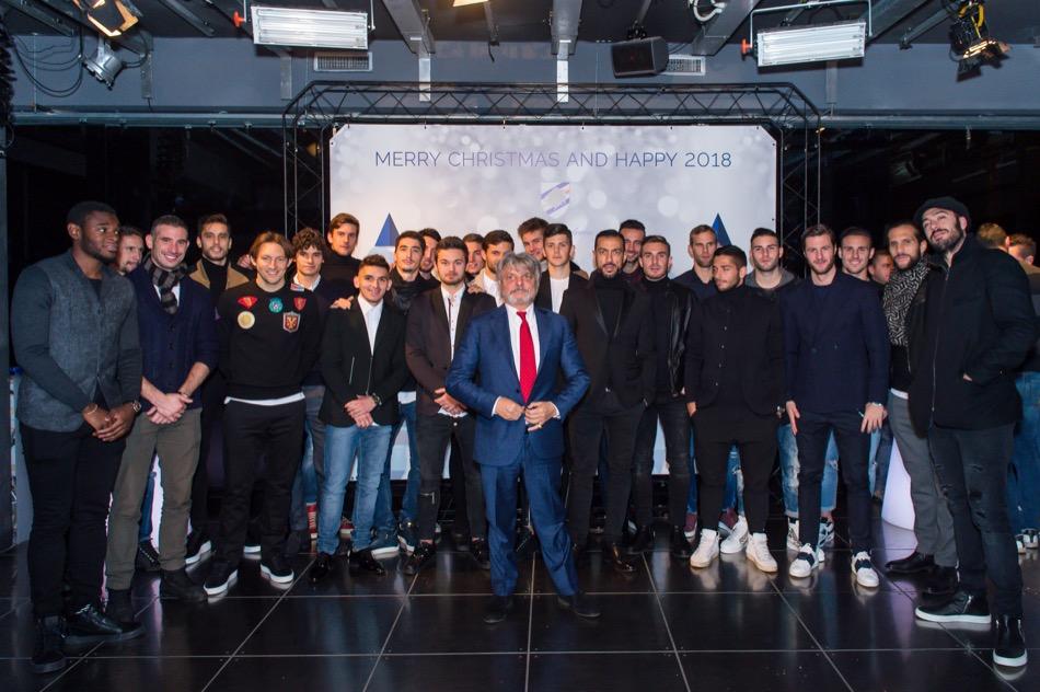 U C Sampdoria Sampdoria Natale 2017 Aperitivo Terrazza