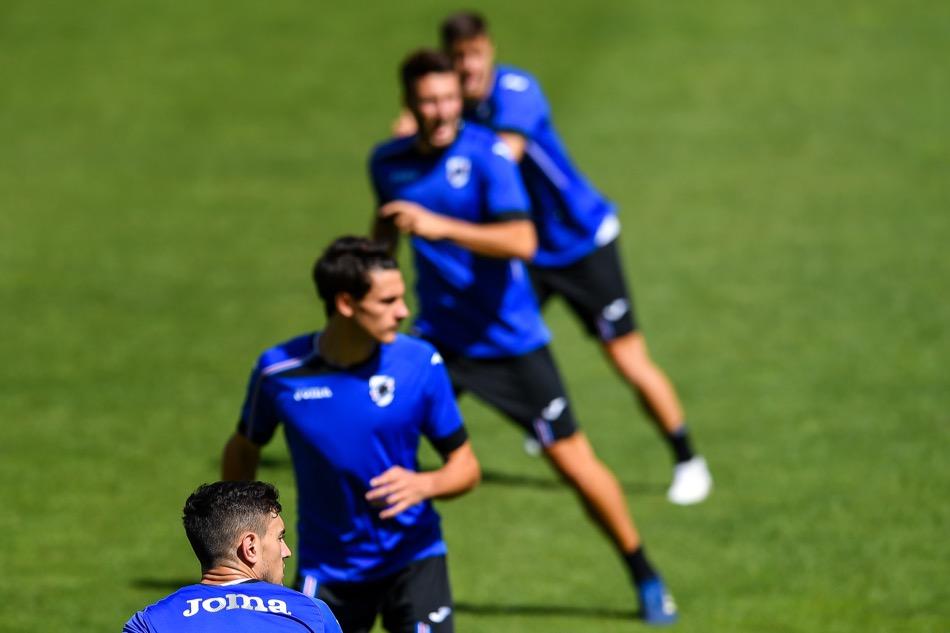 Maglia Home Sampdoria MAXIME LEVERBE