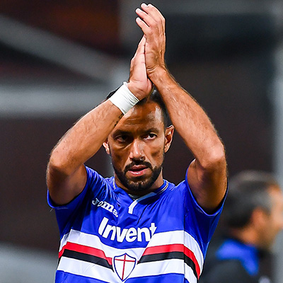 Quagliarella out in front in Serie A assist table