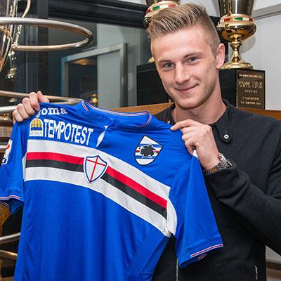 Dream Transfers: Skriniar joins Sampdoria