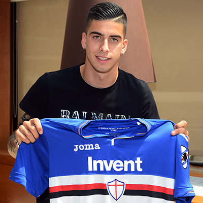 """Depaoli delighted with Samp arrival: """"I'm finally here"""""""