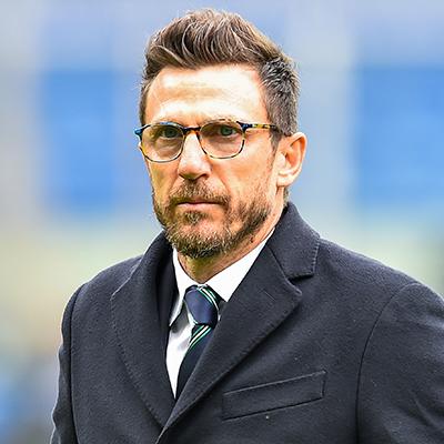 Eusebio Di Francesco named as new Sampdoria coach - U.C. Sampdoria