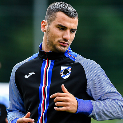 Double session to kick off Ponte di Legno training camp - U.C. Sampdoria