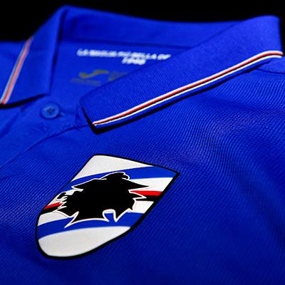 Sampdoria and Joma unveil 2019/20 home kit