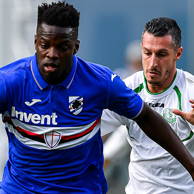 Goals galore as Samp stick 15 past Sellero Novelle on season debut - U.C. Sampdoria