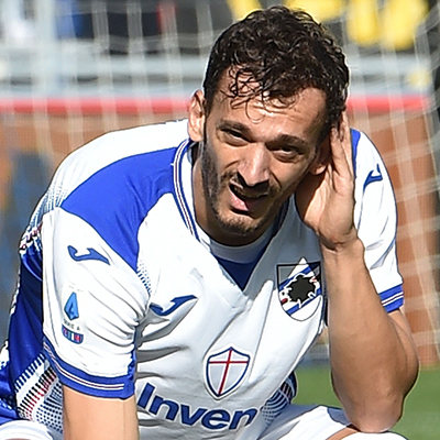 """Gabbiadini: """"We need points quickly and face a direct rival on Wednesday"""""""