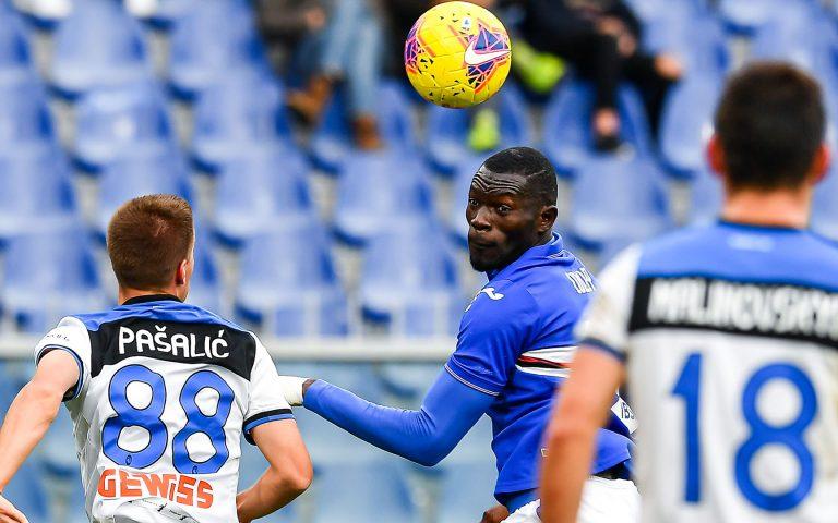 Colley praises defensive display in Atalanta stalemate