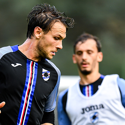 More group work ahead of SPAL. Media conference on Saturday - U.C. Sampdoria