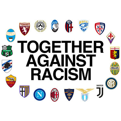 Together Against Racism: an open letter to all those who love Italian football