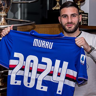 Nicola Murru signs new Samp deal to June 2024